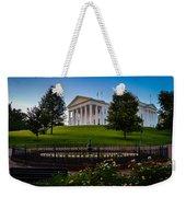 Virginia Capitol Building Weekender Tote Bag