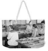 Virginia: Child Labor, 1918 Weekender Tote Bag