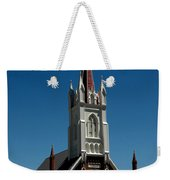 Virginia City Church St Mary Weekender Tote Bag