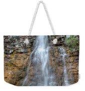Virginia Falls - Glacier National Park Weekender Tote Bag
