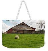Virginia Farmyard Weekender Tote Bag
