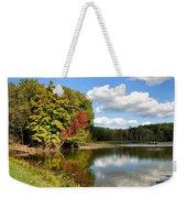 Virginia Kendall Park Weekender Tote Bag by Kristin Elmquist