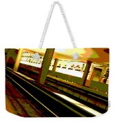 Virginia Square Metro I Weekender Tote Bag