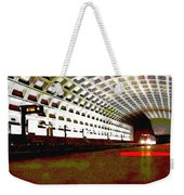 Virginia Square Metro II Weekender Tote Bag