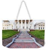 Virginia State Capitol Building Weekender Tote Bag