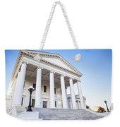 Virginia State Capitol Weekender Tote Bag