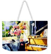Virginia Waltz Weekender Tote Bag