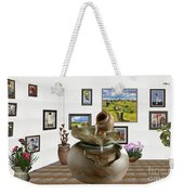Virtual Exhibition - Source 33 Weekender Tote Bag