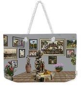 Virtual Exhibition - Source 34 Weekender Tote Bag