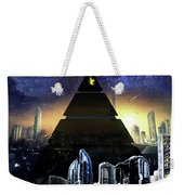 Virtual Law City Weekender Tote Bag