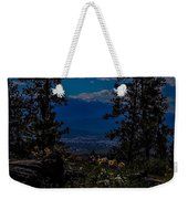 Virtuous Vista Weekender Tote Bag
