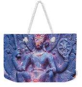 Vishnu Astride Garuda Weekender Tote Bag