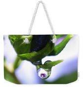 Vision In A Raindrop Weekender Tote Bag