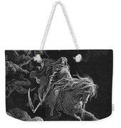 Vision Of Death Weekender Tote Bag by Granger
