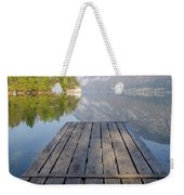 Visions Of Bohinj Weekender Tote Bag