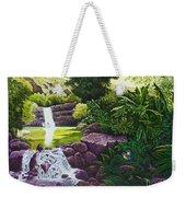 Visions Of Paradise X Weekender Tote Bag