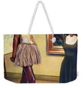Visit To The Museum Weekender Tote Bag