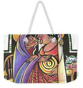 Visitation - Kitchen - Mmvsk Weekender Tote Bag