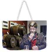 Visitor Samples Single Malt Whisky Weekender Tote Bag