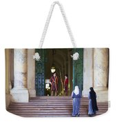 Visitors Weekender Tote Bag