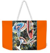 Vistas Of Life Force #64 Weekender Tote Bag