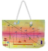 Visualization Weekender Tote Bag