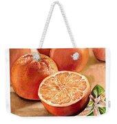 Vitamin C Weekender Tote Bag