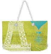 Viva La Paris Weekender Tote Bag