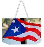 Viva Puerto Rico Weekender Tote Bag