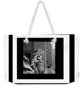 Vivian Maier Self Portrait Probably Taken In Chicago Illinois 1955-2016 Weekender Tote Bag
