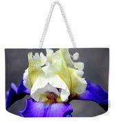Vivid Iris 6622 H_3 Weekender Tote Bag