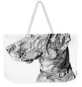 Vizlsa Dog Weekender Tote Bag