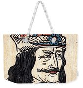 Vlad IIi (1431-1477) Weekender Tote Bag