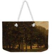 Vladimir Donatovich Orlovsky  Russian 1842  1914 Summer Landscape Weekender Tote Bag