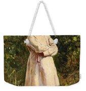 Vladimir Yegorovich Makovsky Russian 1846  1920   Ukrainian Girl, 1898 Weekender Tote Bag