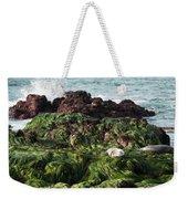Voice Of The Sea Weekender Tote Bag