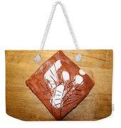 Voices - Tile Weekender Tote Bag