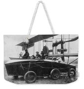 Voisin Flying Machine, 1912 Weekender Tote Bag