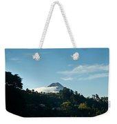 Volcan De Agua Antiqua Gutemala 1 Weekender Tote Bag