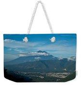 Volcan De Agua Antiqua Gutemala 5 Weekender Tote Bag
