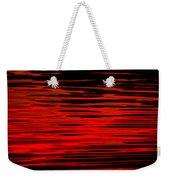 Volcanic Water Weekender Tote Bag
