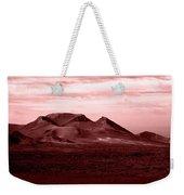 Volcano 3 Weekender Tote Bag