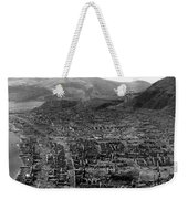 Volcano: Mount Pelee, 1902 Weekender Tote Bag
