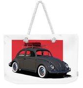 Volkswagen Vw Beetle Weekender Tote Bag