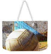 Volleyball Art Version 5 Weekender Tote Bag