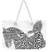 Volte Weekender Tote Bag