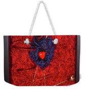 Voodoo Heart Weekender Tote Bag
