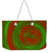 Vortex 1 Weekender Tote Bag