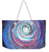 Vortex Of Love 2 Light Is Wave And Particle Weekender Tote Bag
