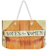 Votes For Women, 1911 Weekender Tote Bag